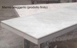 Marmo alleggerito Lavorazione e prodotti in marmo Sicilia