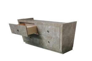 Cassettiera realizzata in Marmo allegerito Lavorazione e prodotti in marmo Sicilia